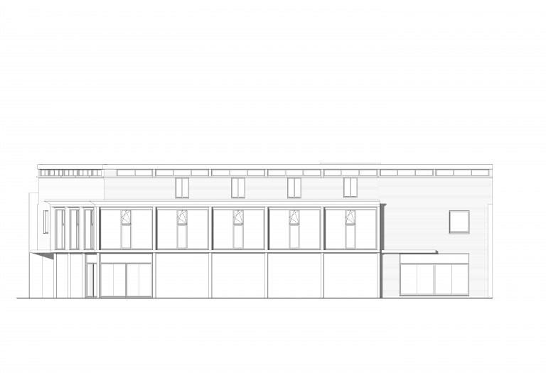 bestaand-gevelaanzicht-opgebouwd-kantoorgebouw